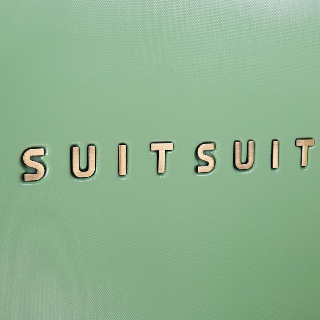 suitsuit Hartschalen-Trolley »Fab Seventies, 76 cm«, 4 Rollen