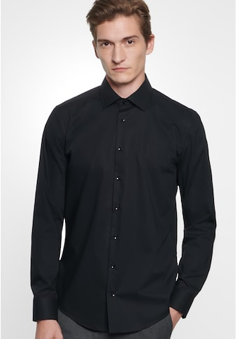 seidensticker Businesshemd »X-Slim«, X-Slim Langarm Kentkragen Uni kaufen