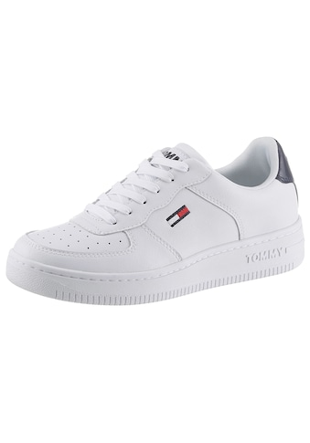 Tommy Jeans Sneaker »WMNS TOMMY JEANS BASKET SNEAKER«, mit Ortolite Blue Foram... kaufen