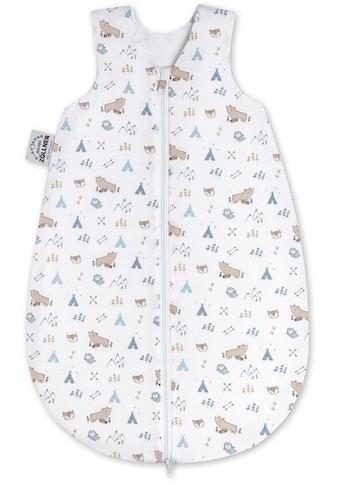 Zöllner Babyschlafsack »Tiny Squares Blush« (( 1 - tlg., )) kaufen