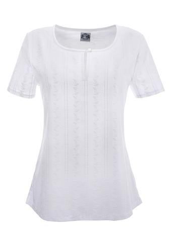 Hammerschmid Trachtenshirt, mit Knopfverschluss am Ausschnitt kaufen