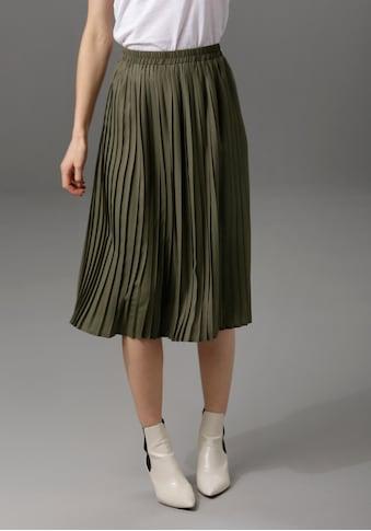 Aniston CASUAL Plisseerock kaufen