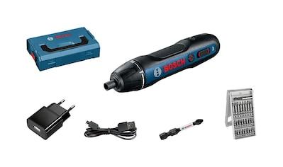 Bosch Professional Akku-Schrauber »Go Kit« kaufen