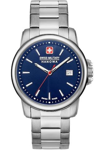 Swiss Military Hanowa Schweizer Uhr »SWISS RECRUIT II, 06-5230.7.04.003« kaufen