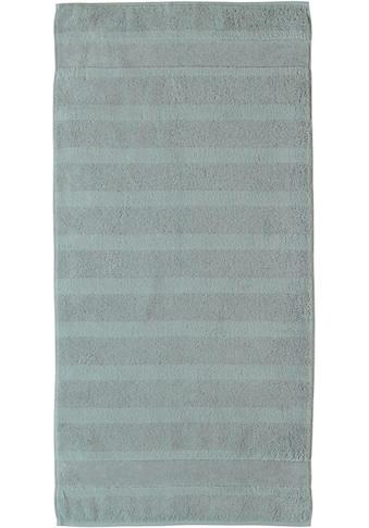 Cawö Badetuch »Noblesse²«, (1 St.), mit Kordelaufhänger kaufen