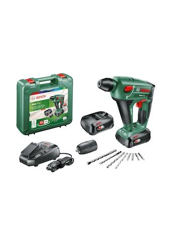 BOSCH Akku-Bohrhammer »Uneo Maxx Kit« kaufen