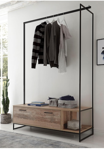 Schlafkontor Kompaktgarderobe »Roof«, Breite 137 cm kaufen