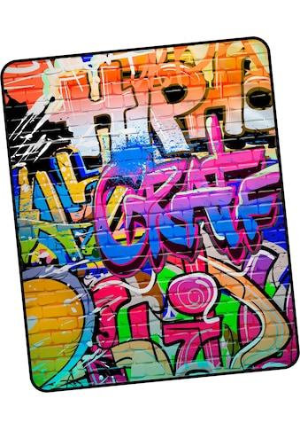 Wohndecke »Graffity«, good morning kaufen