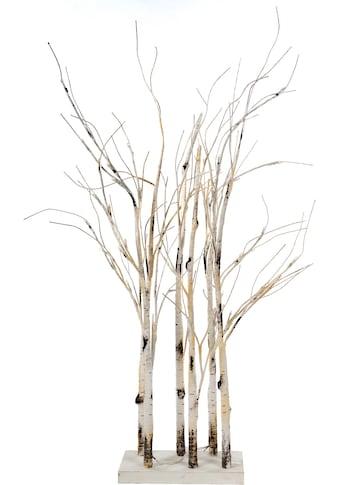 LED Baum »Divid«, Warmweiss, Raumteiler, Batteriebetrieb kaufen