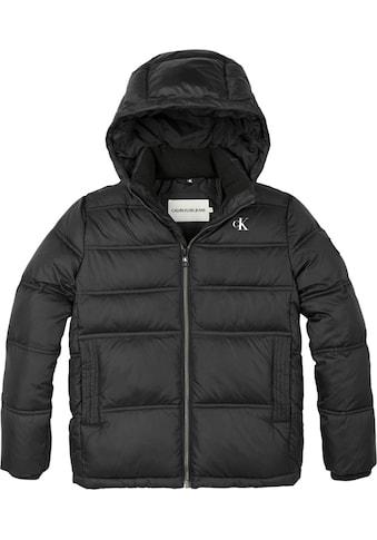 Calvin Klein Jeans Winterjacke »ESSENTIAL PUFFER JACKET« kaufen