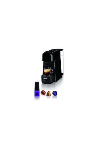 Nespressomaschine, Delonghi, »Essenza Plus Schwarz« kaufen