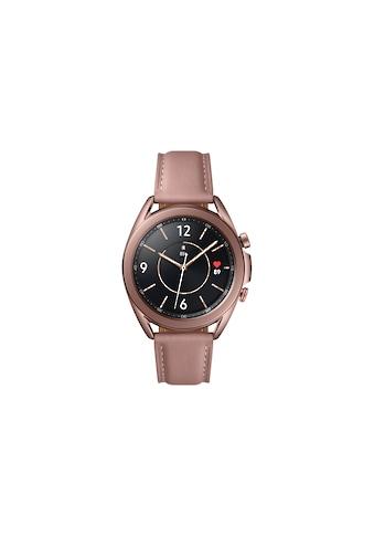 Samsung Smartwatch »Galaxy Watch 3 LTE 41mm Bronze«,  kaufen