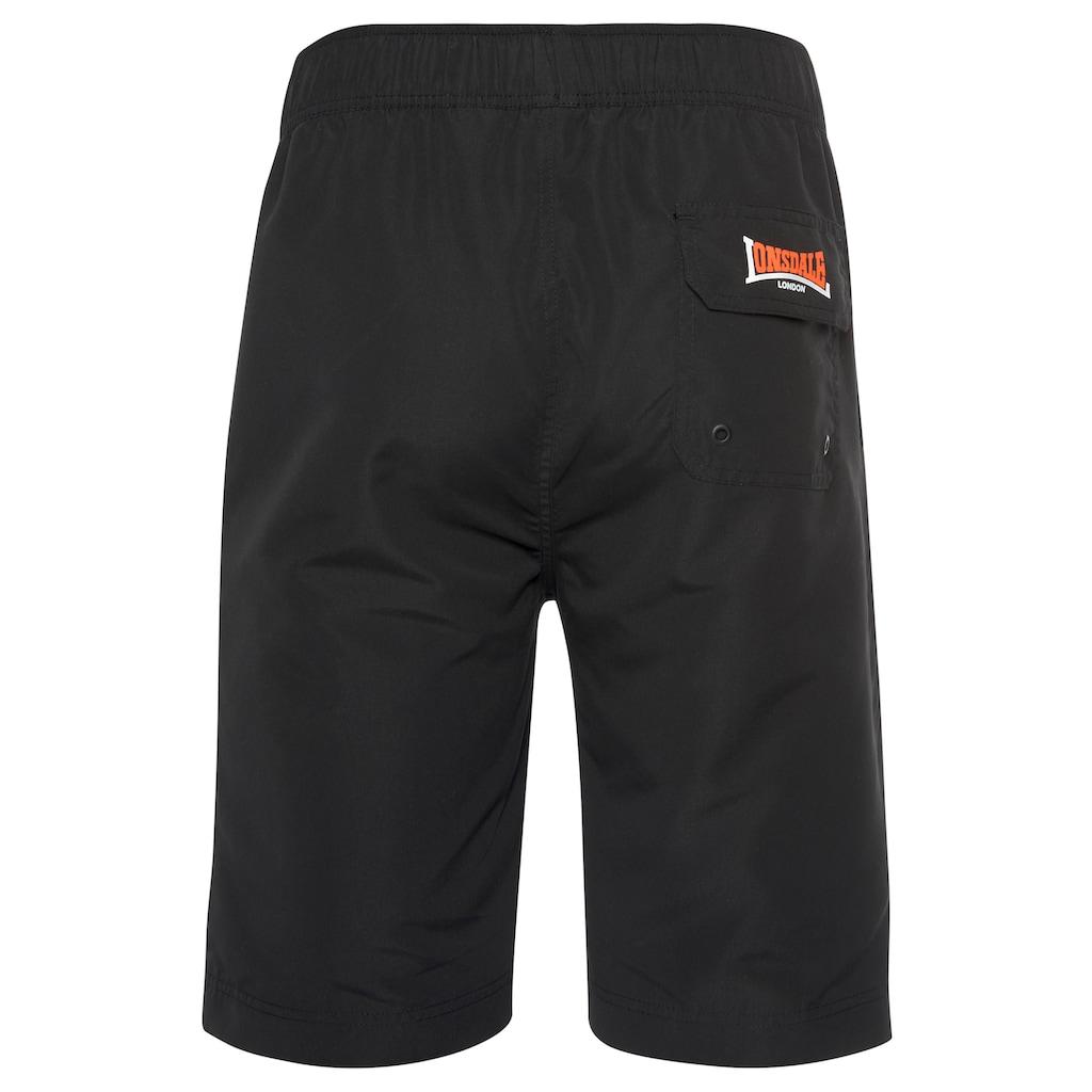 Lonsdale Boardshorts »BIDEFORD«