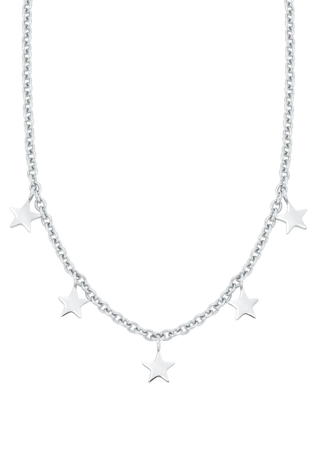 Image of Amor Kette mit Anhänger »Sterne, 2027177«