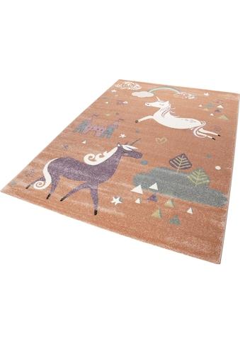Kinderteppich, »Sunny Unicorn«, Esprit, rechteckig, Höhe 13 mm, maschinell gewebt kaufen