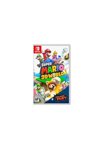Nintendo Spiel »Super Mario 3D World + Bowser's Fury«, Nintendo Switch kaufen