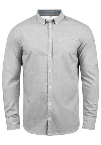 Blend Langarmhemd »Fill«, Hemd mit Brusttasche kaufen
