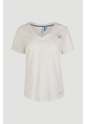 "O'Neill V-Shirt »""Graphic""«, mit V-Ausschnitt kaufen"