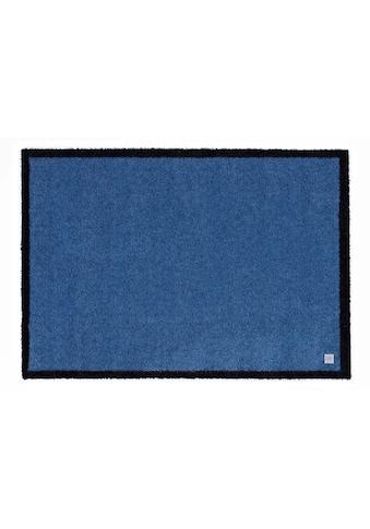 Barbara Becker Fussmatte »Touch«, rechteckig, 10 mm Höhe, Fussabstreifer,... kaufen