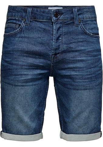 ONLY & SONS Shorts »PLY BLUE SHORTS« kaufen