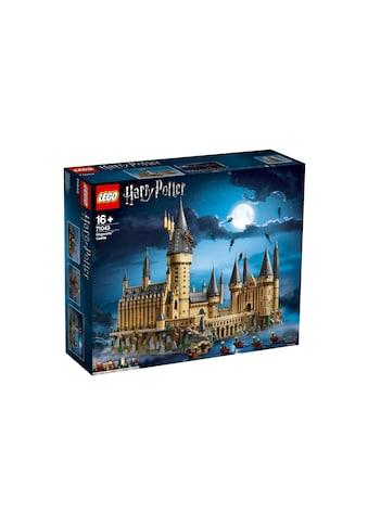 LEGO® Spielbausteine »Schloss Hogwarts«, (6020 St.) kaufen