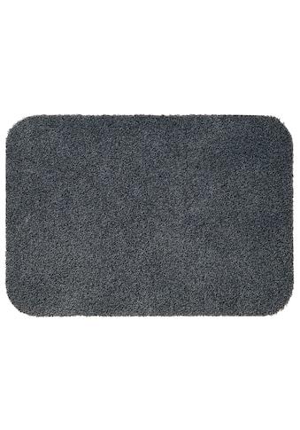 Home affaire Fussmatte »Willa«, rechteckig, 9 mm Höhe, Schmutzfangmatte, In- und... kaufen