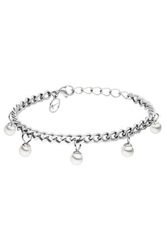 Tamaris Armband »Franka, TJ177«, mit synth. Perlen kaufen