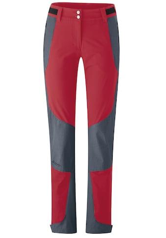 Maier Sports Funktionshose »Kerid Mix W«, Robuste Trekkinghose mit funktionalem... kaufen