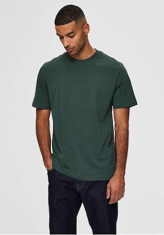 SELECTED HOMME T-Shirt »RELAX COLMAN O-NECK TEE« kaufen