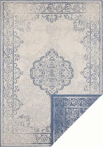 bougari Teppich »CEBU«, rechteckig, 5 mm Höhe, In- und Outdoor geeignet, Wendeteppich,... kaufen