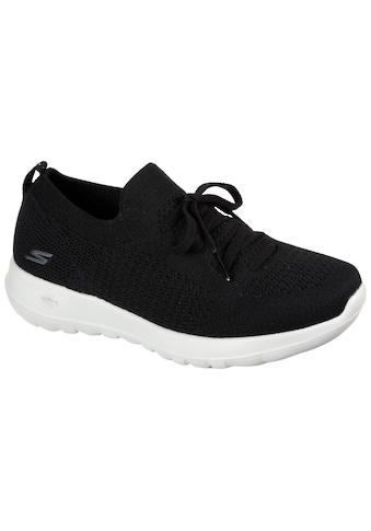 Skechers Slip-On Sneaker »GO WALK JOY«, mit aufgesetzter Schnürung kaufen