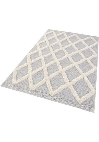 Teppich, »Ayoun«, MINT RUGS, rechteckig, Höhe 35 mm, maschinell gewebt kaufen