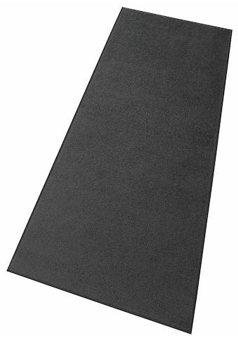 wash+dry by Kleen-Tex Läufer »Original Uni«, rechteckig, 9 mm Höhe, Schmutzfangläufer,... kaufen
