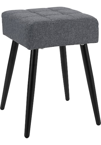 Hocker »Louise«, quadratische Sitzfläche in 32 cm kaufen