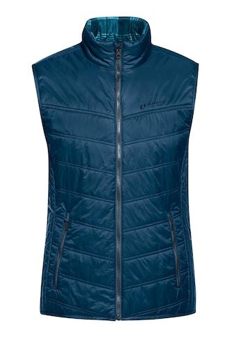 Maier Sports Steppweste »Agero Vest M«, Modische Steppweste kaufen