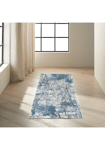 Calvin Klein Läufer »Vapor CK972«, rechteckig, 7 mm Höhe kaufen