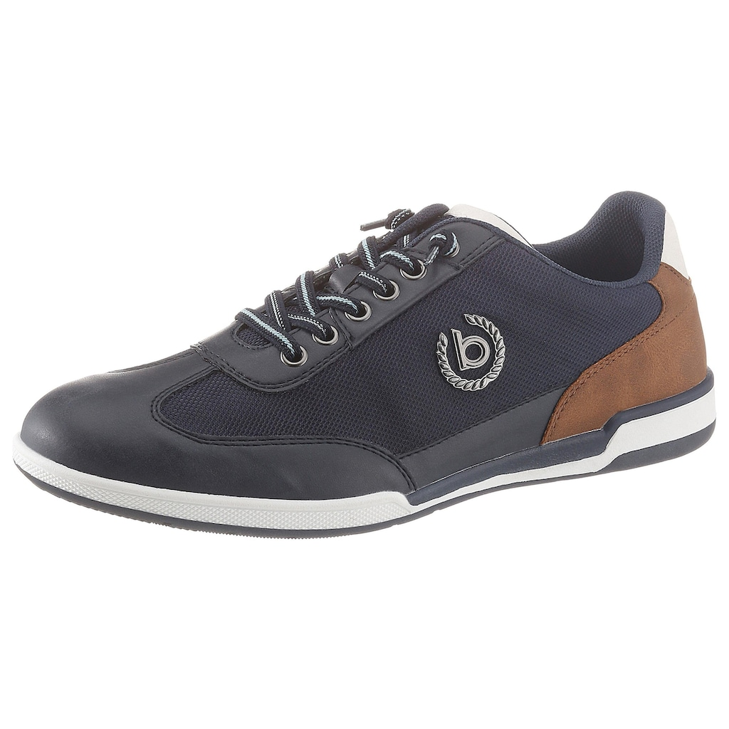 bugatti Slip-On Sneaker »Solar Exko«, mit praktischem Gummizug