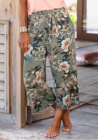 LASCANA Culotte, (mit Bindegürtel) kaufen