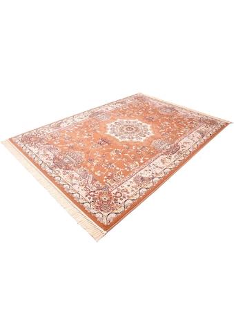 Böing Carpet Teppich »Classic 4051«, rechteckig, 10 mm Höhe, Orient-Optik, mit... kaufen