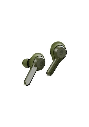 Truly Wireless In - Ear - Kopfhörer, Skullcandy, »Indy Elevated Olive« kaufen