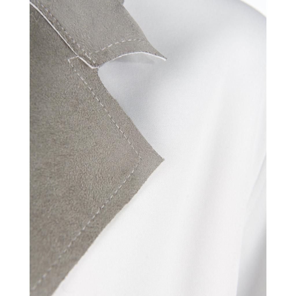 Maze Mantel mit Stretchanteil