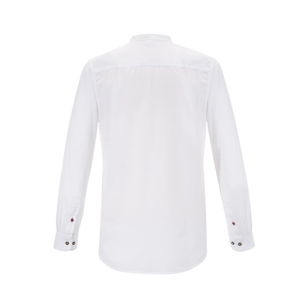 Andreas Gabalier Kollektion Trachtenhemd, Herren im Hirtenhemd-Look