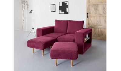 LOOKS by Wolfgang Joop 2-Sitzer »Looksvb«, Verwandlungssofa: aus Sofa wird Sofa mit 2... kaufen