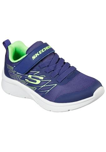 Skechers Kids Sneaker »MICROSPEC«, mit Kontrastbesatz kaufen