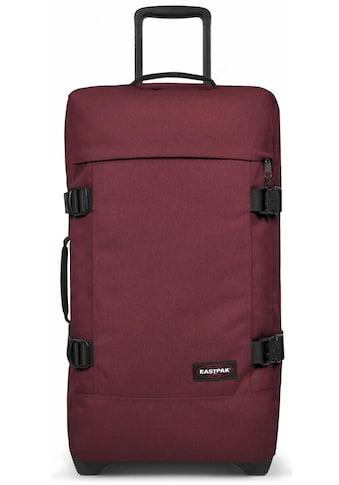 Eastpak Reisetasche »TRANVERZ M, Crafty Wine«, enthält recyceltes Material (Global... kaufen