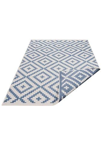 my home Teppich »Ronda«, rechteckig, 5 mm Höhe, Sisal-Optik, Wendeteppich, In- und... kaufen