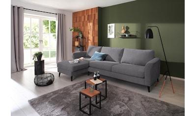 Home affaire Recamiere »Gröde«, extra weicher Sitzkomfort kaufen