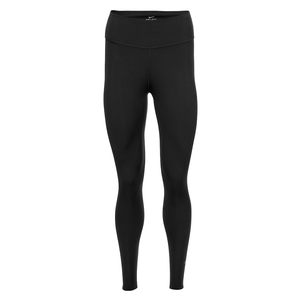 Nike Funktionstights »W NK ONE LUX TGHT«, DRI-FIT Technology