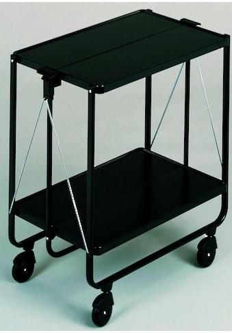 Leifheit Beistellwagen »Side-Car Color«, Höhe 72 cm kaufen