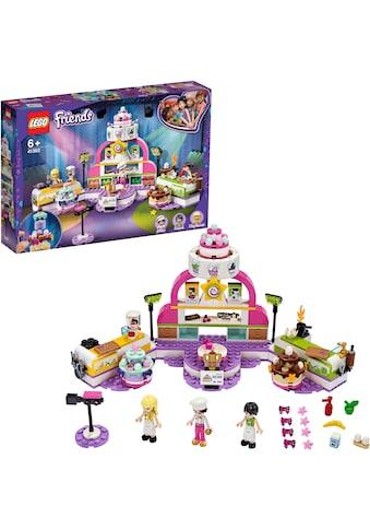 """LEGO® Konstruktionsspielsteine """"Die grosse Backshow (41393), LEGO® Friends"""", Kunststoff, (361 - tlg.) kaufen"""